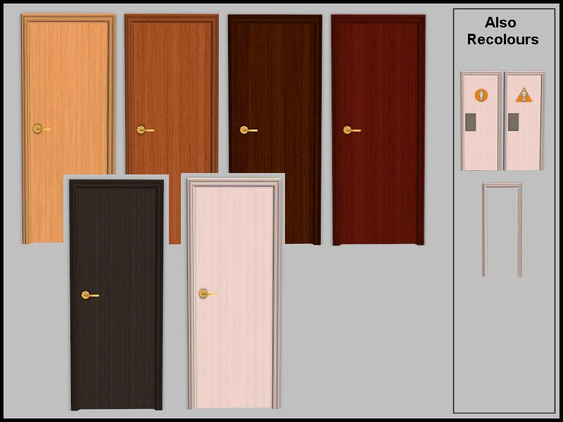 Build Doors Value And Walnut  sc 1 st  Sanfranciscolife & Value Doors - Sanfranciscolife